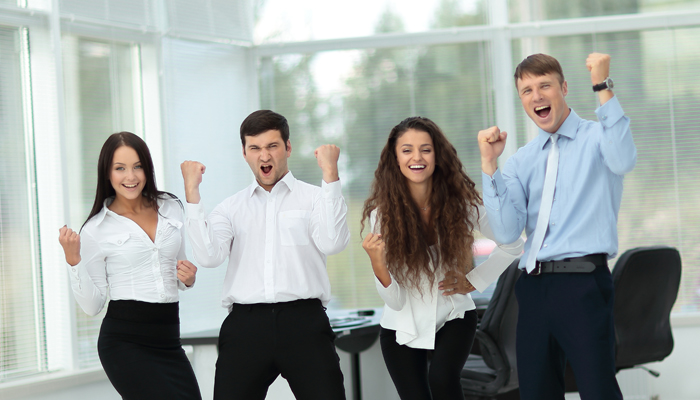 Five Characteristics of a Successful Team
