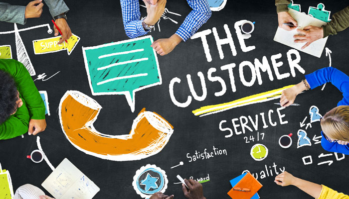 Today's Shoppers Expect Great Customer Service No Matter Where They Shop