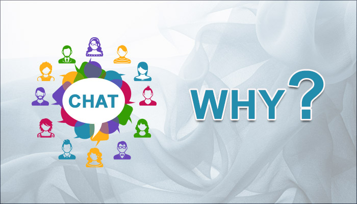 Why Do Customers Use Chat?