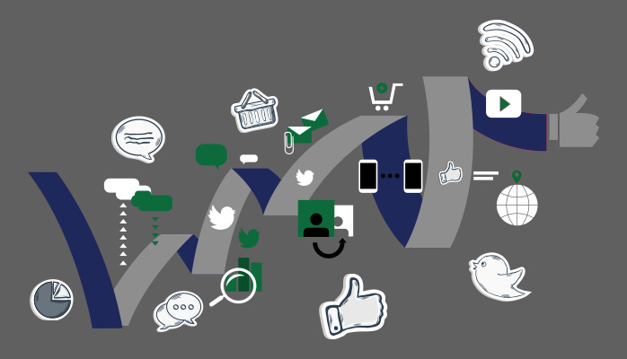 Five Reasons to Integrate Social Media Into Your Larger Marketing Strategy