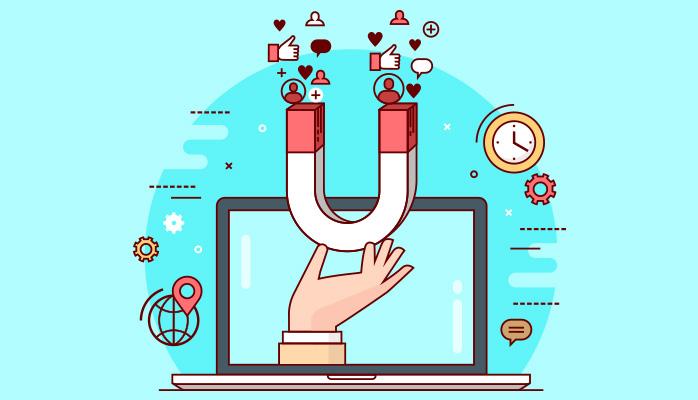 Push Marketing to Pull Marketing Through Social Media Acquisition