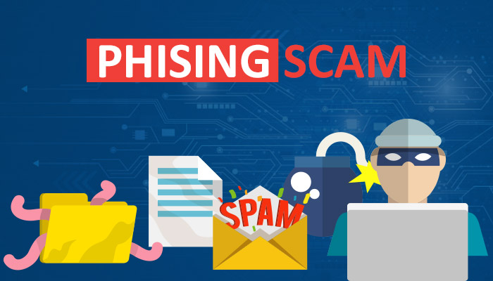 Phishing Scam: Stop and Avoid Scams
