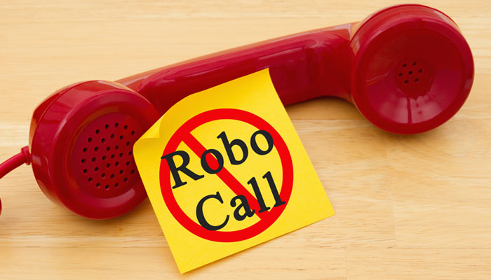 Robocalls - Stopped Answering my Cell Phone