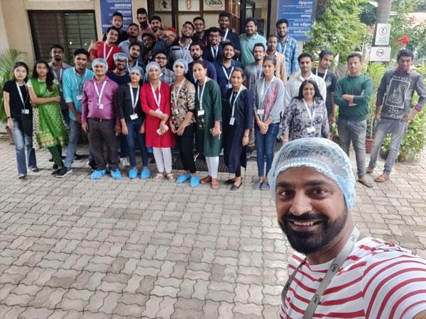 Etech Give Back Program- Team Vadodara Visited Akshaya Patra Foundation