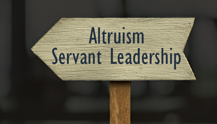 The Impact Of Altruism On A Servant Leadership Culture