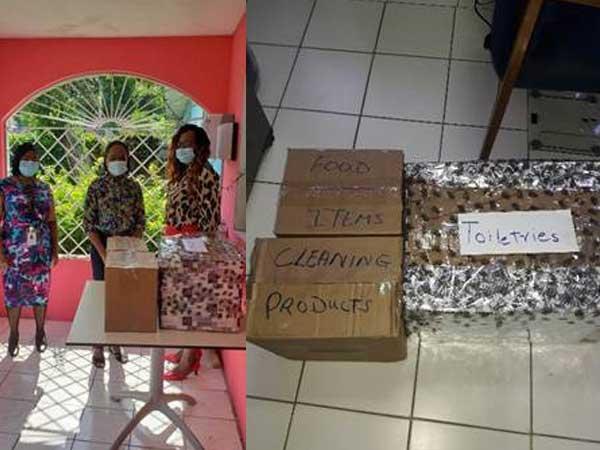 Etech Give Back – Montego Bay Visits Blossom Garden