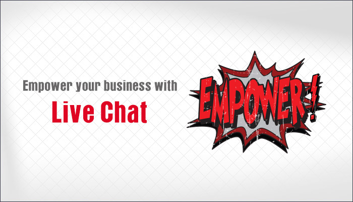 Empower your Business with Live Chat