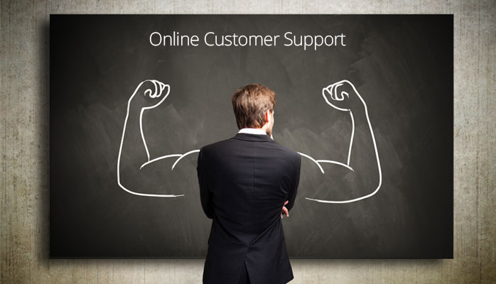 Providing Superior Online Customer Support