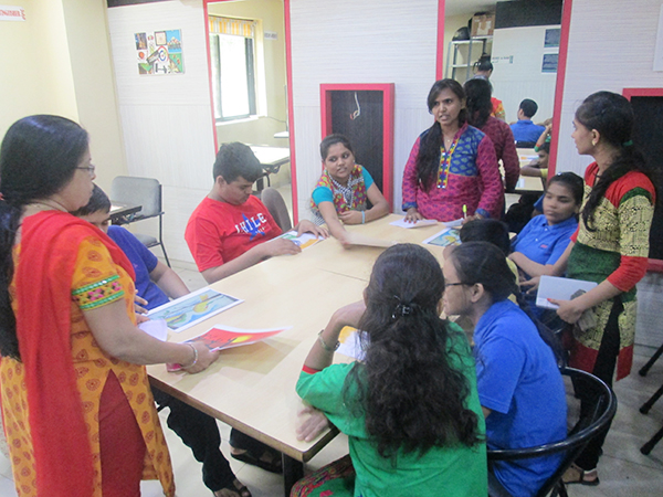 Drawing Competition for the Differently Abled Children