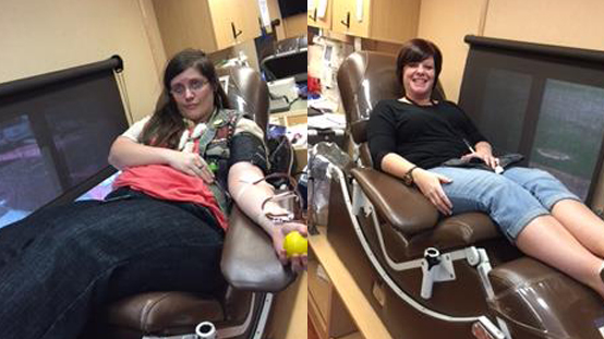 Blood Donation Drive At Nacogdoches Center