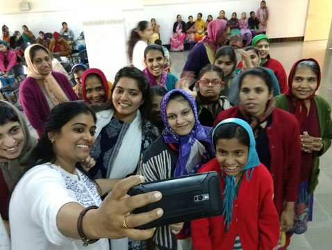 Creating life in lives of the Specially Abled – Etech Gandhinagar