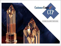 CustomerCount Customer Engagement Professional PACE Member Award