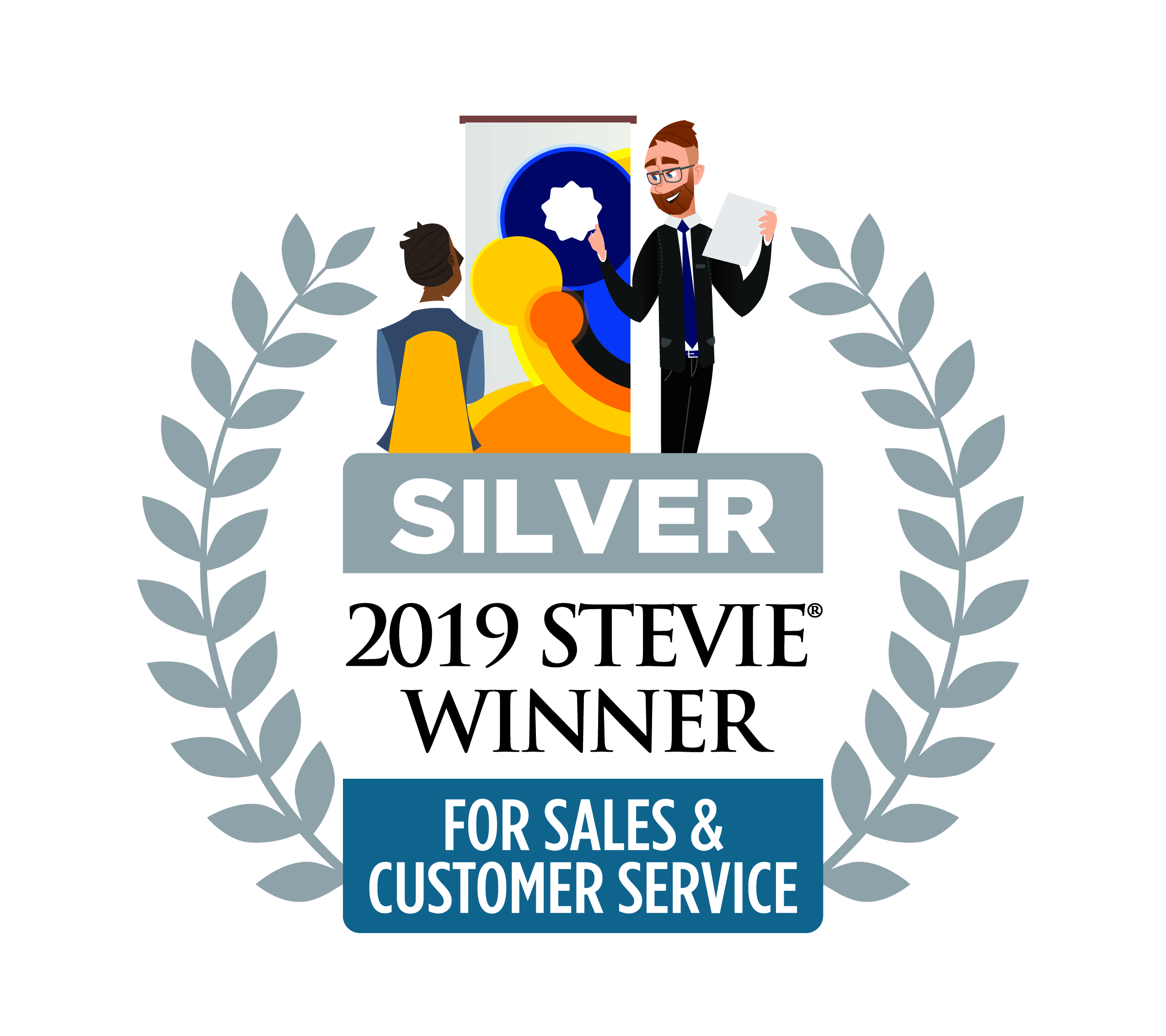 2019, Stevie Awards for Sales and Customer Service