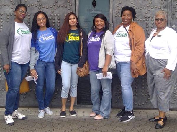Etech Give Back Program – Black History Month at Etech Dallas