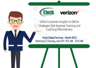 Customer Contact Week June 2019 Workshop Presentation