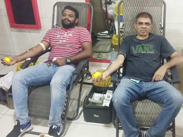 Etech Give Back Program – A Successful Blood Donation Camp at Gandhinagar Center