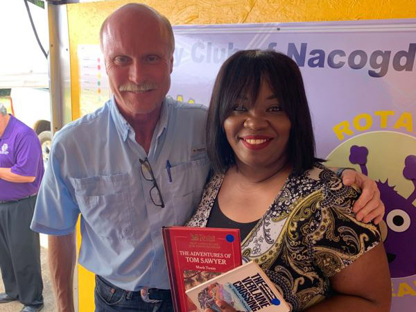 Etech Collaborated with Nacogdoches Rotary Club to Encourage Learning Process in Children