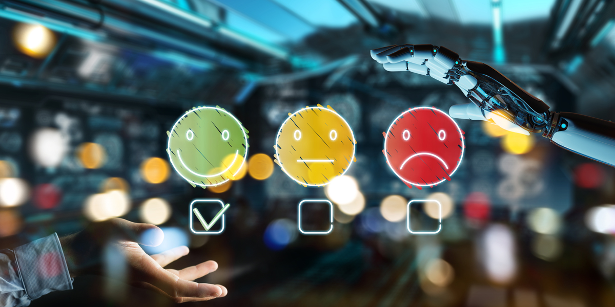Thinking beyond AI to improve the Customer Experience