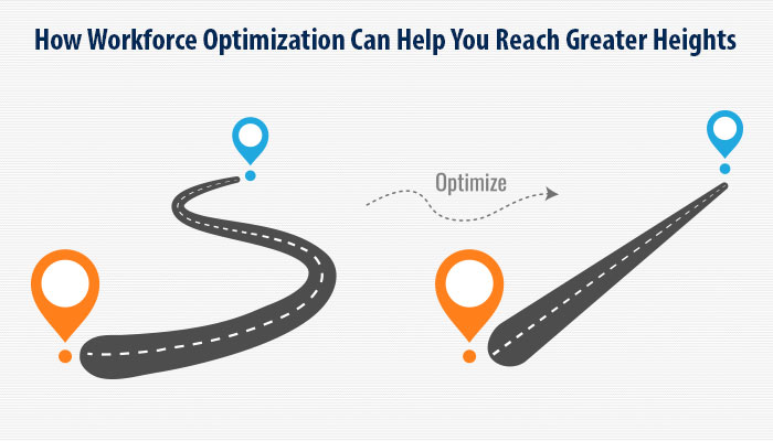 How Workforce Optimization Can Help You Reach Greater Heights