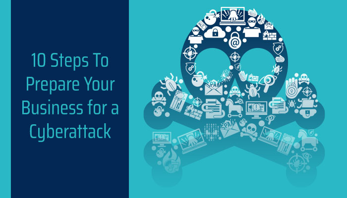 10 Steps to Prepare Your Business for a Cyberattack