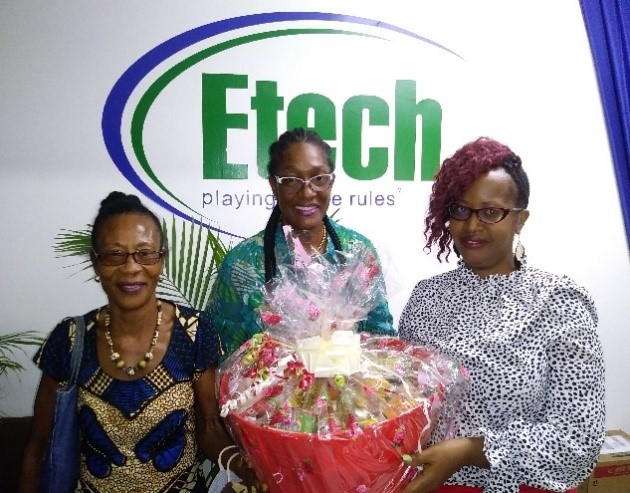 Etech Gives Back To The Community