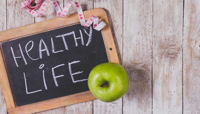Four Tips For Leading A Healthy Lifestyle During COVID