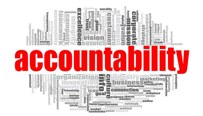Accountability – A Critical Character Commitment For Achieving Winning Results